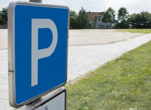 Parken an der Stadthalle OHZ