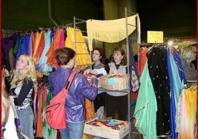 Woman-Markt