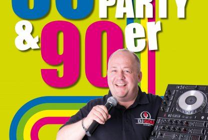 80er & 90er Party