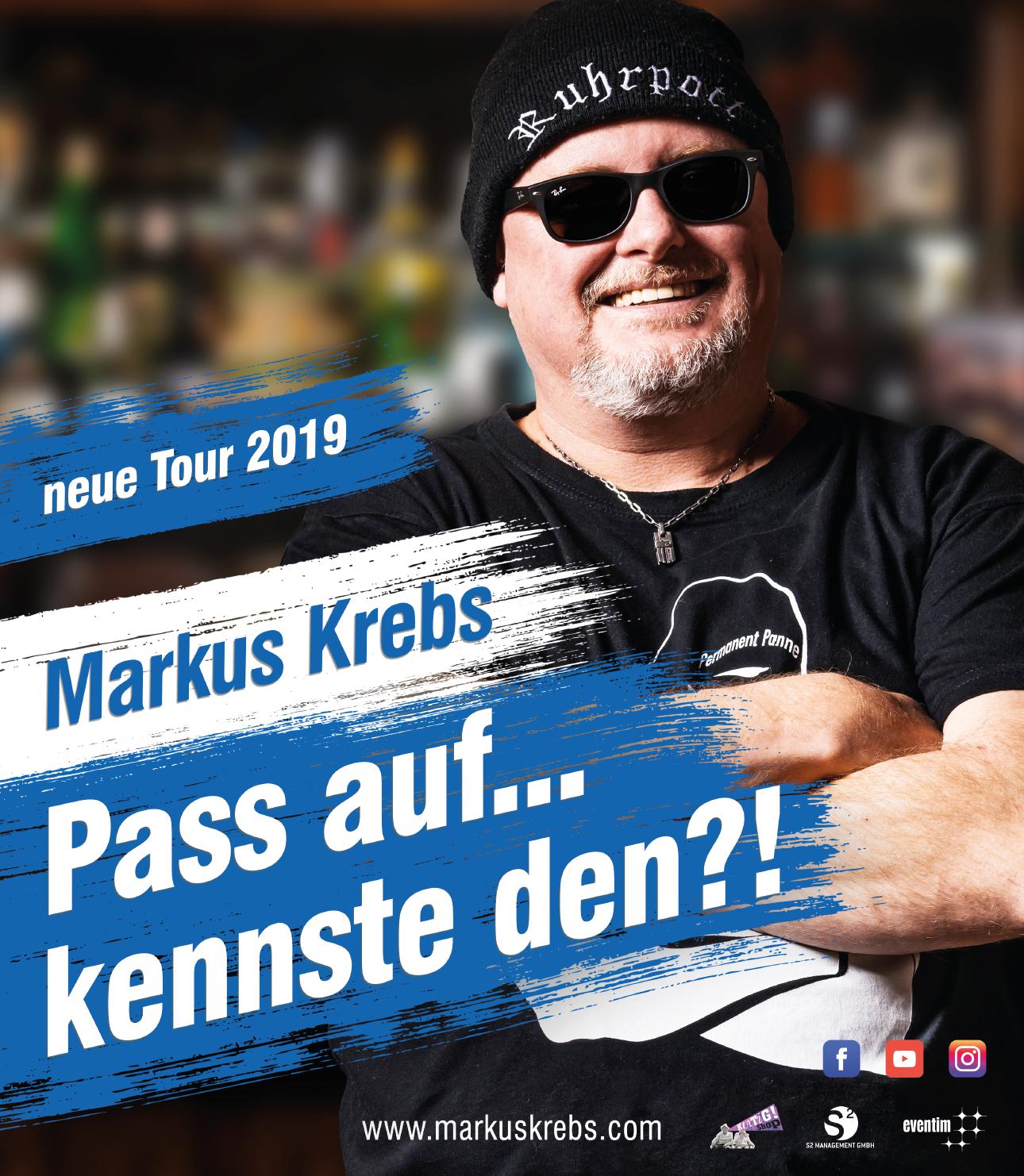 Markus Krebs Stadthalle Osterholz Scharmbeck