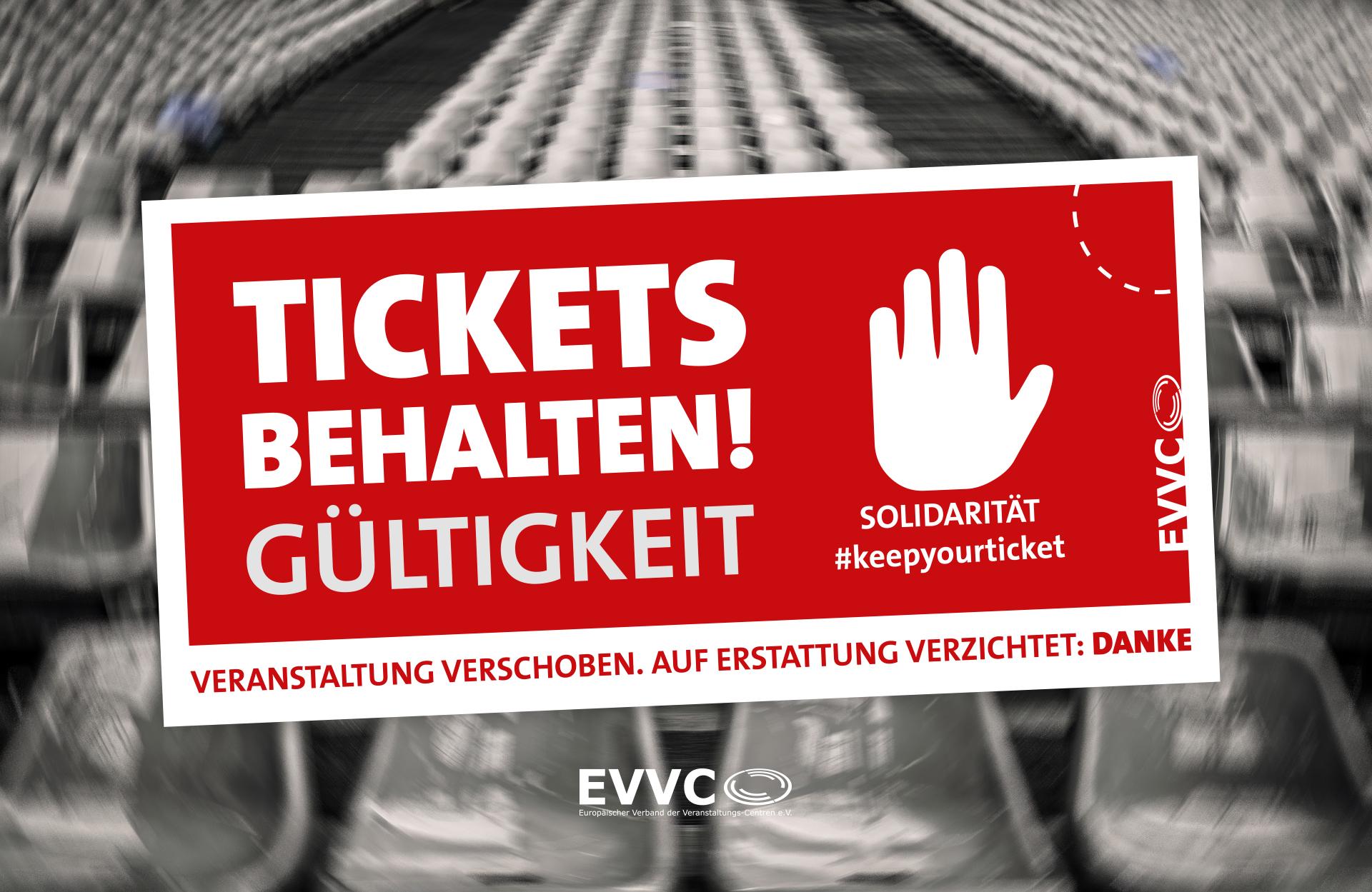 Tickets behalten